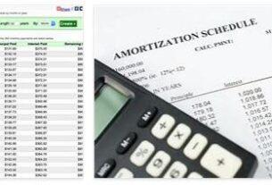 Amortization Calculation 2
